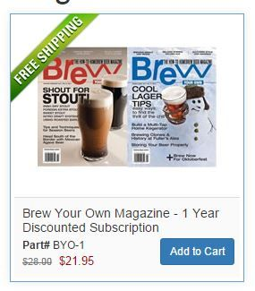 brew your own byo magazine discounts