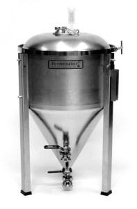 Blichmann Fermenator 27 Gal Conical Fermentor with NPT Fittings