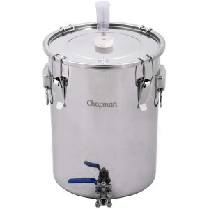Chapman Brewing 14 Gallon Stainless Steel Fermenter