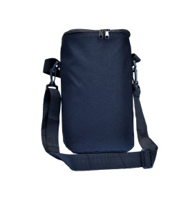 Growler Carrier- Insulated Beer Growler Cooler Bag for 64 Oz Beer Bottles - Easy Carrying of Your Homebrew, Microbrew, Craft Beer or Any 2 Liter Bottles