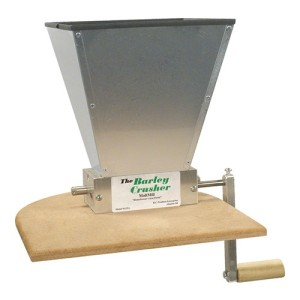 The Barley Crusher Malt Mill… $119 99 Shipped, Best Price