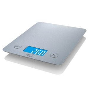 Smart Weigh 11lb/5kg Digital Multifunction Food and Kitchen Scale, Stainless Steel