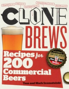 CloneBrews, 2nd Edition: Recipes for 200 Commercial Beers Kindle Edition