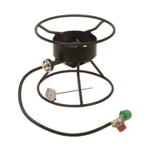 "KING KOOKER Model# 86PKT-12"" Outdoor Cooker Package"