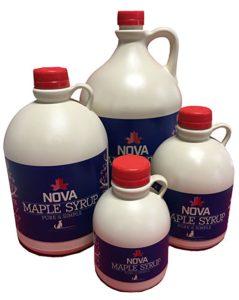Nova Maple Syrup - Pure Grade-A Maple Syrup
