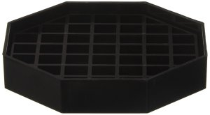 Winco DT-45 4 Count Drip Trays, 4.5 by 4.5-Inch, Value Pack
