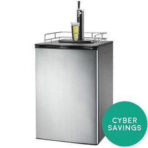 Igloo Kegerator Beer Dispenser Refrigerator