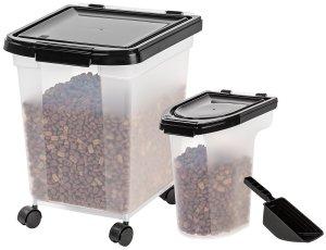 IRIS Nesting Airtight Pet Food Container