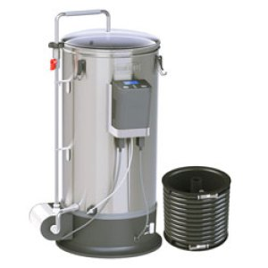 THE GRAINFATHER ALL-GRAIN BREWING SYSTEM - NEW CONNECT CONTROLLER