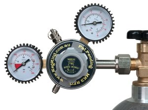 mark iii gas regulator