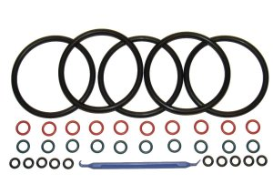 (5 sets) Captain O-Ring Gasket Set for Cornelius Home Brew Keg [w/ o-ring pick]