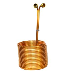 Copper Coil Immersion Chiller 50 Feet Length