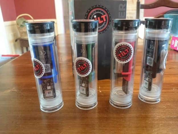 Hands on Review: Tilt Bluetooth Fermentation Hydrometer!