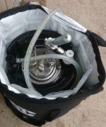 cool brewing keg cooler bag review