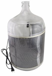 Electric Fermentation Heater for Homebrew Carboy Fermenter Bucket Beer Wine