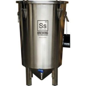 Ss Brewing Technologies 7 Gallon Stainless Steel Brew Bucket Fermenter