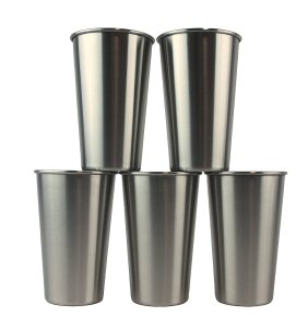 Highest Quality Stainless Steel 5 piece Tumbler set