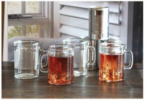Set of 4 x Mug Shaped Drinking Mugs | Homebrew Finds