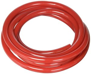 Accuflex Red PVC Tubing, 5/16in ID x 10ft
