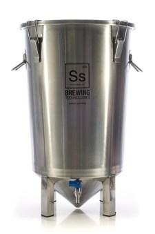 Ss Brewtech Stainless Brew Bucket Fermenter