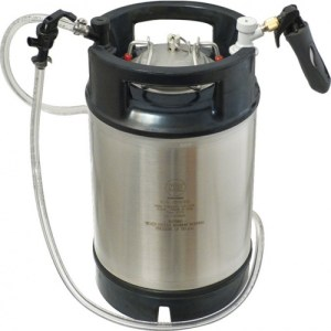 2.5 gal. Keg Party Pack KEG414