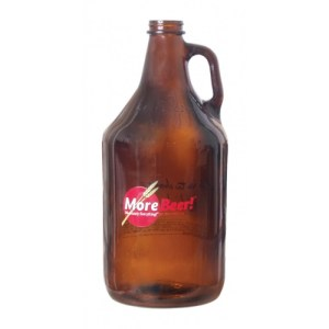 The MoreBeer! Growler - 64 oz. GL510