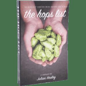 The Hops List (Book)