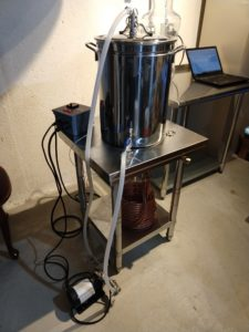 Hands on Review: Wort Hog Turnkey Electric e-BIAB System