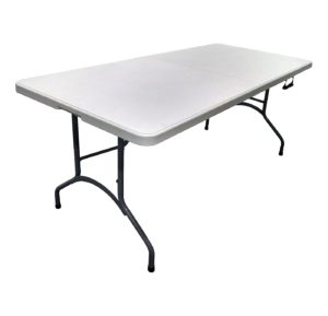 6' Folding Banquet Table - Plastic Dev Group®