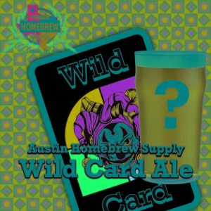 AHS Wild Card Ale (23) - ALL GRAIN