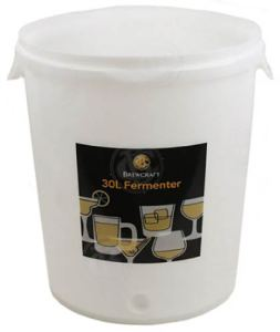 Fermenting Bucket without Lid (8 gallon)