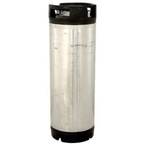 Ball Lock Corny Keg - 5 gal Pressure Tested Homebrew Beer Wine Cider Dispenser