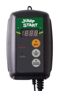 Hydrofarm Jump Start MTPRTC Digital Controller Thermosta, 9-by-19Inch