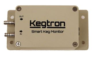 Kegtron Smart Keg Monitor - Single Tap   Track Your Keg Levels From Your Phone   Upgrade Your Taps