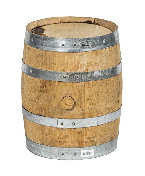 5 Gallon (20 Liter) Oak Whiskey Barrels for Homebrewing & Brewing Craft Beer, Homebrew, Beer