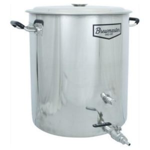 Brewmaster - 14 Gallon Stainless Steel Brew Kettle