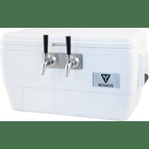 Komos™ Marine Ultra Cooler Draft Box (2 Tap) D1911
