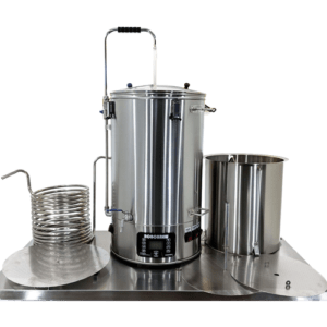Robobrew BrewZilla V3 All Grain Brewing System With Pump - 65L/16.9G (220v)