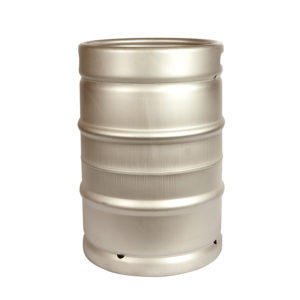1/2 Barrel Sankey 'D' Keg – Dual Handle – New