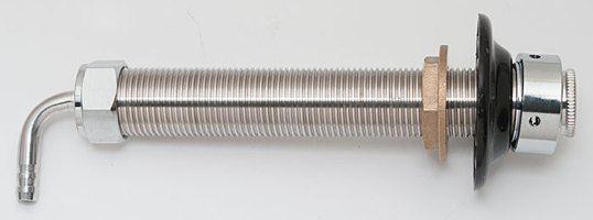 """Intertap 6"""" Stainless Shank Assembly"""