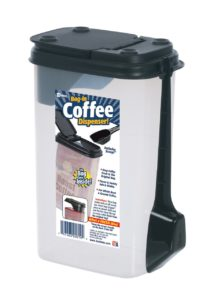 Buddeez Coffee and More Dispenser with Scoop