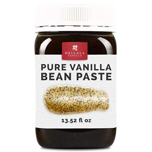 Heilala Vanilla Bean Paste (13.52 fl oz) - Organically Grown, Contains Whole Vanilla Bean Seeds