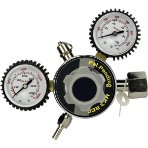MKIII Dual Gauge CO2 Regulator D1076