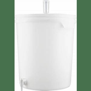 8 Gallon Fermenting Bucket with Spigot, Lid & Air Lock Homebrew Beer Wine Spirit