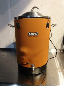 Hands on Review: Anvil Bucket Fermentor Cooling System