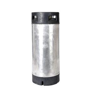 5 Gallon Pin Lock Keg – Dual Handle – Reconditioned