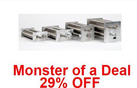 monster mill deals