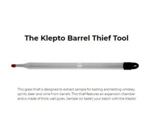The Klepto Barrel Thief Tool