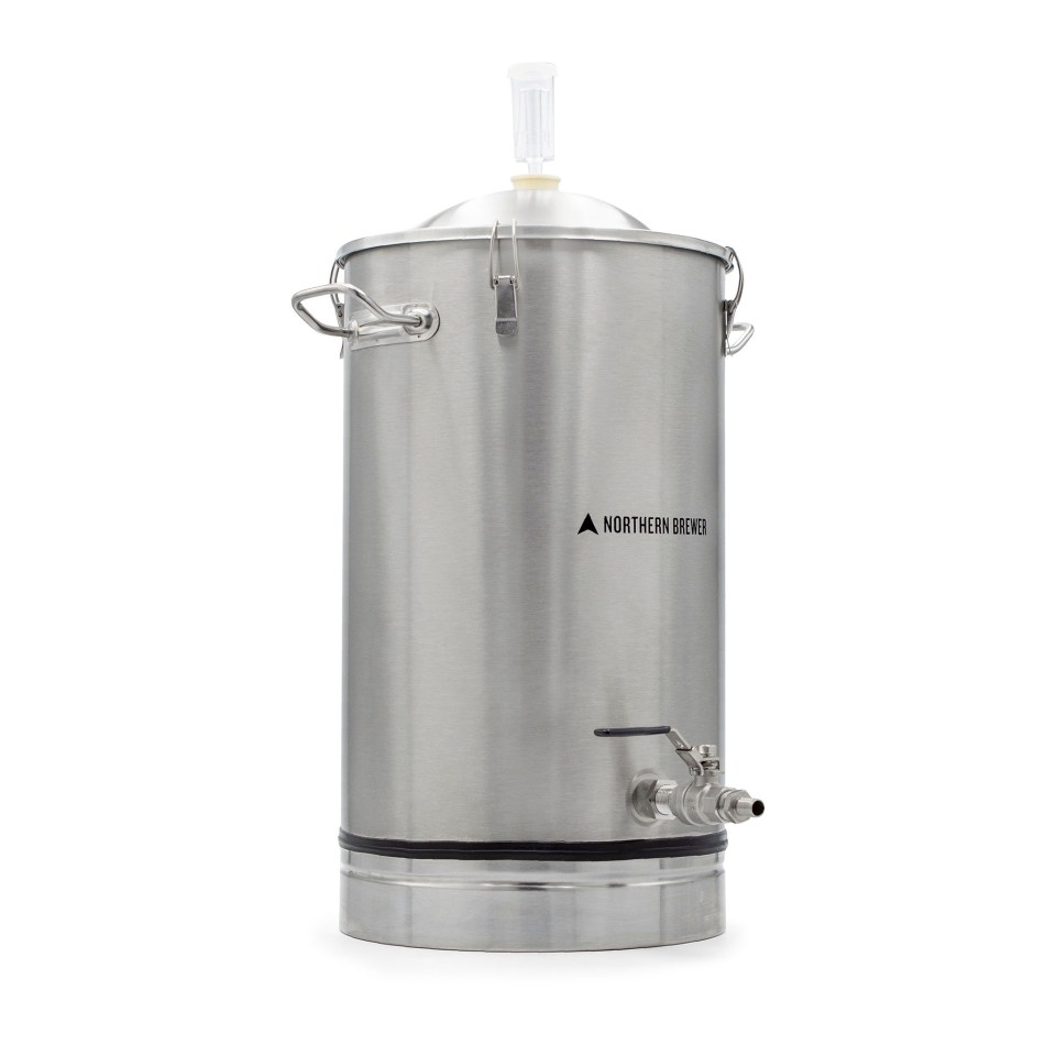SOVEREIGN™ STAINLESS STEEL FERMENTER