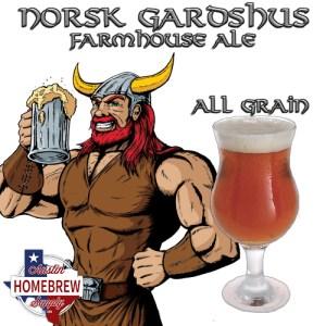 Limited Edition Norsk Gardshus Ale (16C)